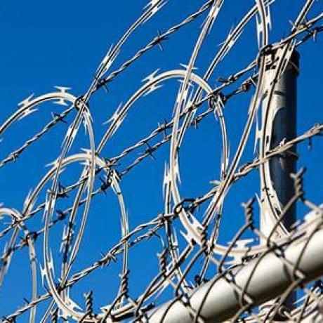 razor-wire-chain-link-application